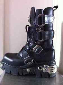 Original NEW ROCK Boots Goth Style