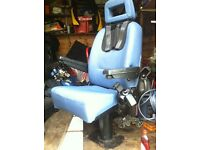 Seat multi adjustable