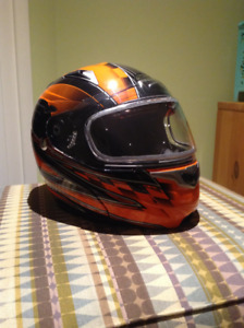 Zox and CKX helmets