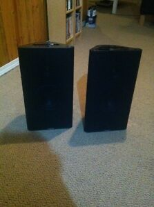 Monster Monitor Speakers