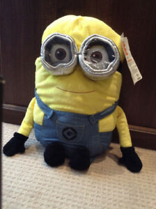 Brand New with tags Despicable Me Minion Plush Toy