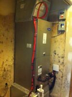 Carrier electric furnace