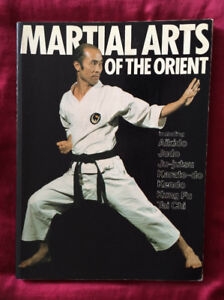 Martial Arts Of The Orient By Bryn Williams Very Rare Book