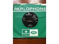 "The Beatles HELP! 7"" single"