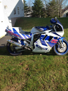 1992 GSX-R 1100 for sale or trade