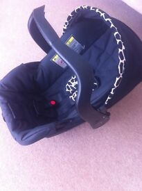 Baby Car seat 0+ Mothercare