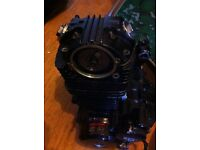 156FMI 125cc 5spd motorcycle engine breaking