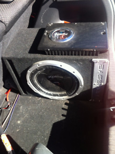 Car Stereo, 12 Inch Subwoofer