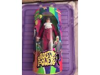 Wanted Vintage Action men, Harry Potter Figures, Thunderbirds 1992,