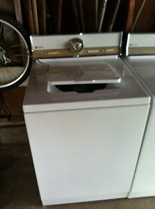 Older Maytag washer and dryer set