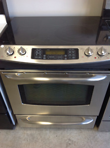 Stove stainless