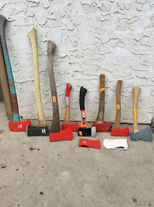 AXES/HATCHETTS FOR SALE