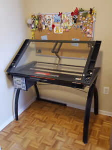 Black Futura Drawing Table (Especially great for animators!)