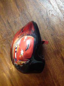 Disney Cars Toddler bike helmet