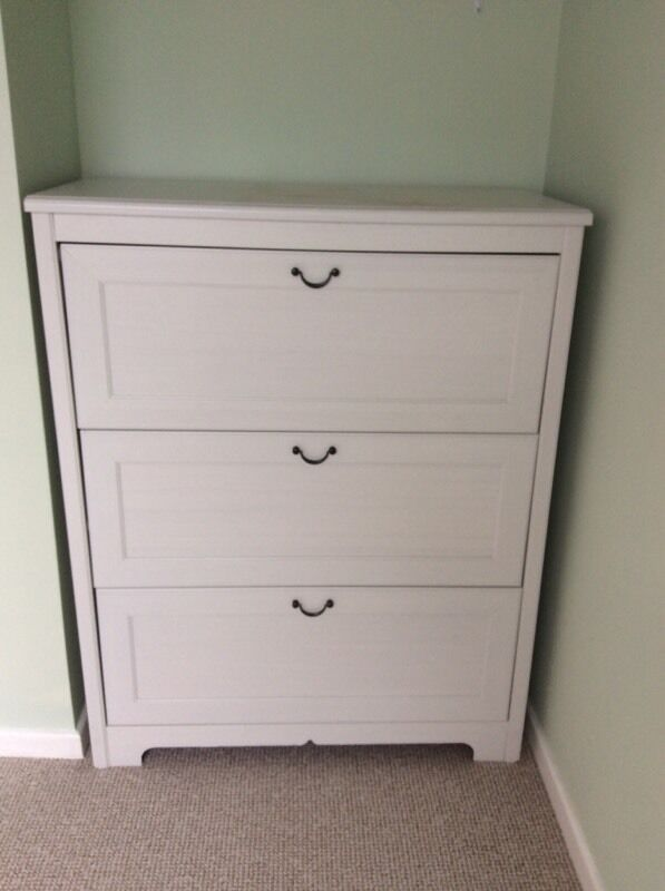 Ikea Toddler Bed Replacement Screws ~ IKEA Aspelund Chest of Drawers  in Wareham, Dorset  Gumtree