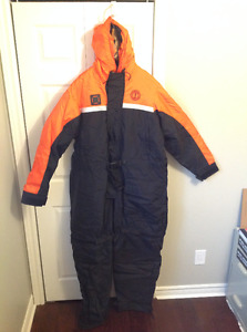 Mustang Survival Exposure Suit - EUC, like new