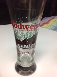 Budweiser collectable glasses London Ontario image 2