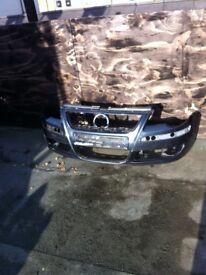 Vw polo front bumper 2005-2008 £20