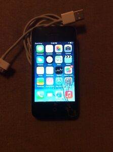 IPHONE 4S FIDO 16GB