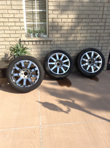 Used 20inch rims for Gm chev