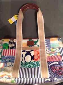 Coach summer style patchwork purse Kitchener / Waterloo Kitchener Area image 1