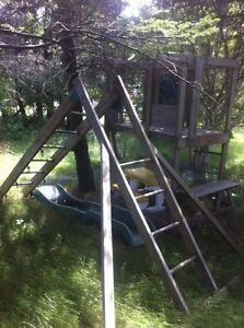 Swing set/ play house St. John's Newfoundland image 2