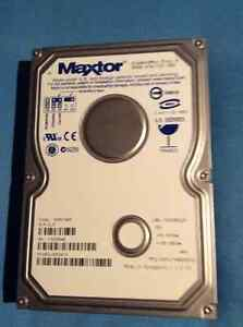 Maxtor DiamondMax Plus 9 Hard Drive 6Y080L0 -