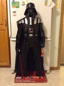Star Wars Darth Vader. Motion activated 4 feet in height.