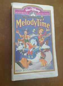 Walt Disney Masterpiece collection Melody Time 50th anniversary