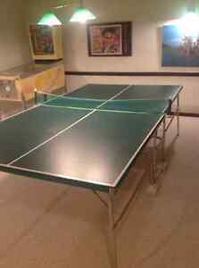 Ping pong table for Xmas