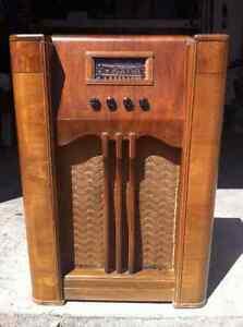 Radio Westinghouse d'époque (1938)