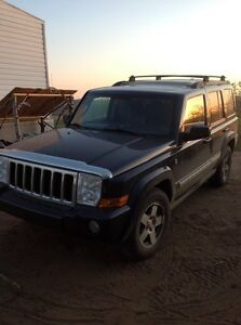 Loaded Jeep Commander