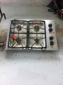 Stainless Steel Gas Stove Top