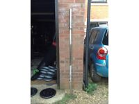 6FT Solid Olympic Barbell