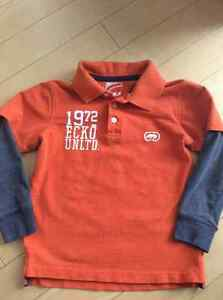 Boys orange shirt size 4 London Ontario image 1