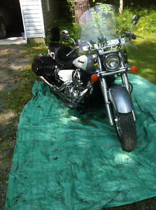 2006 Honda Shadow Aero 750 cc (new price)