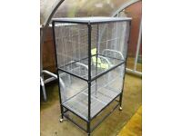 Heavy duty bird cage or parrots cage for sale