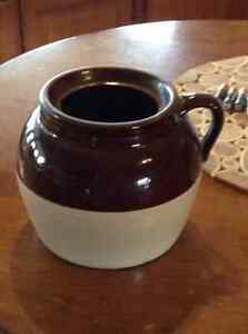 Crock Jug with handle