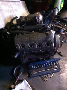 1997 civic engine