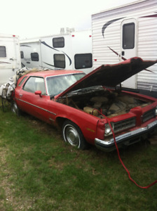 1975 Pontiac Lemans Sports Coupe 2 Door(NEED TO SELL)