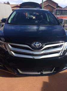 2016 Toyota Venza limited SUV, Crossover