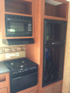 2012 Heartland Elkridge 26 foot 5th wheel camper