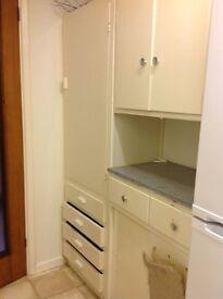 1960s kitchen units