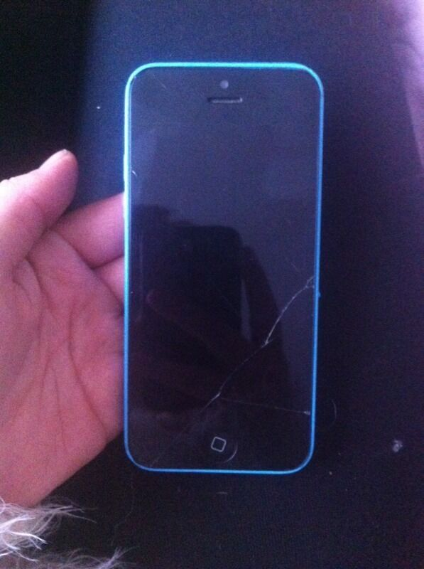 iphone 5c for sale iphone 5c blue for 163 50 in wisbech cambridgeshire 1248