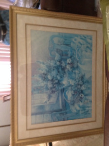 Hand signed and Numbered Linda Liu Breath of Spring Print