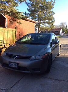 2006 Honda Civic EX Coupe Certified