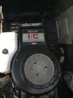12 hp Briggs and Stratton riding lawnmower engine