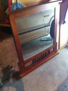 Nice Mirror great conditio n 3ft x 4 ft approx