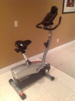 NEW SCHWINN EXERCISE BIKE !