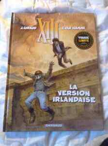 XIII tome 18 édition anniversaire